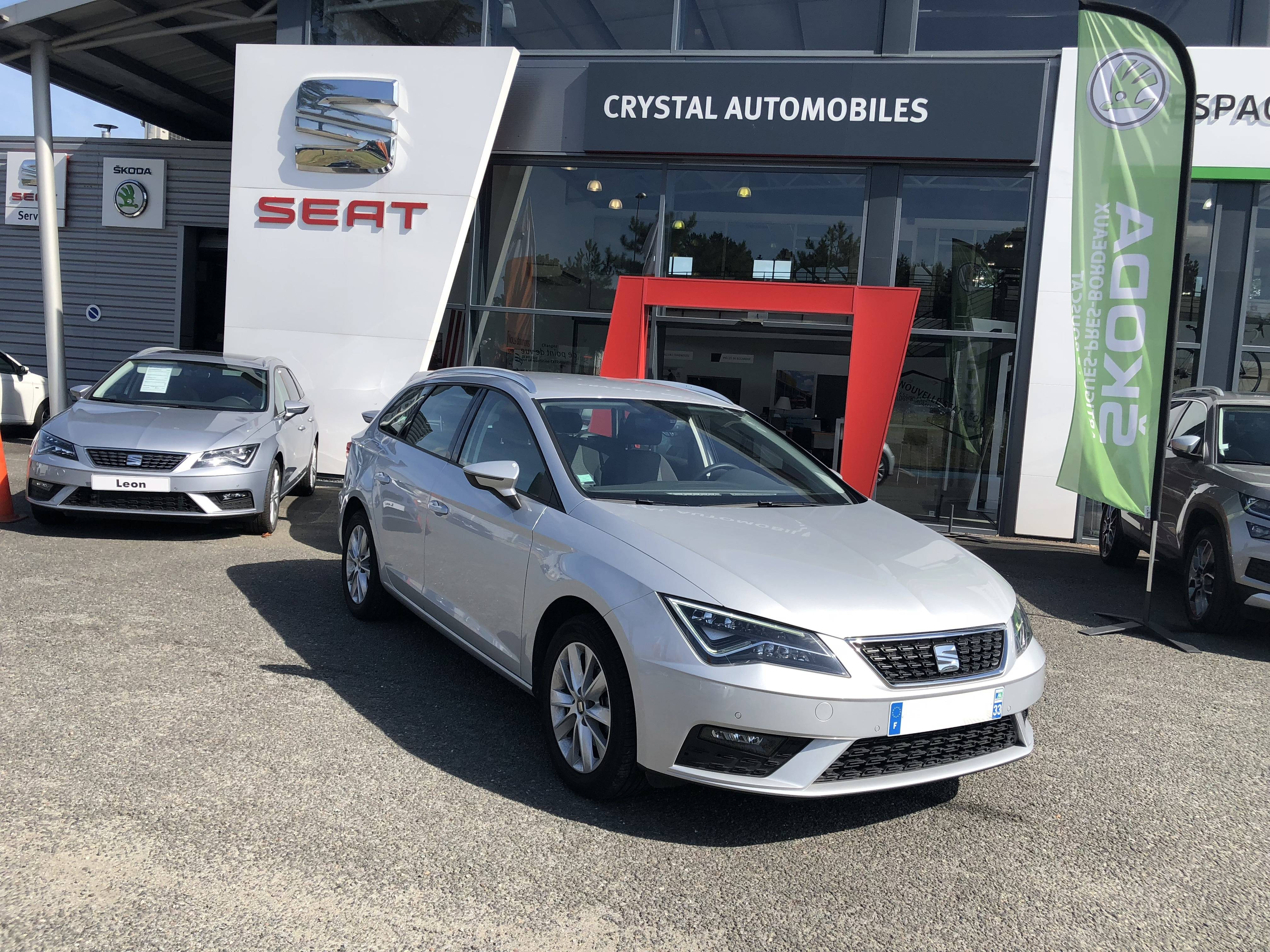 Véhicule neuf - SEAT - LEON ST BUSINESS