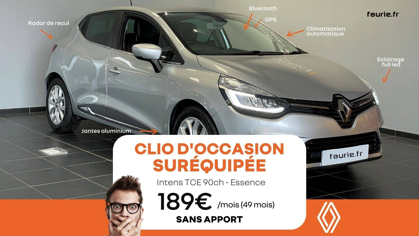 Opé Leclerc Clio