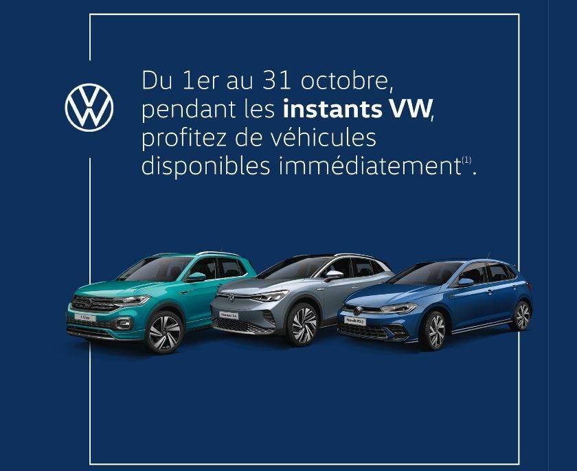 Instants Volkswagen