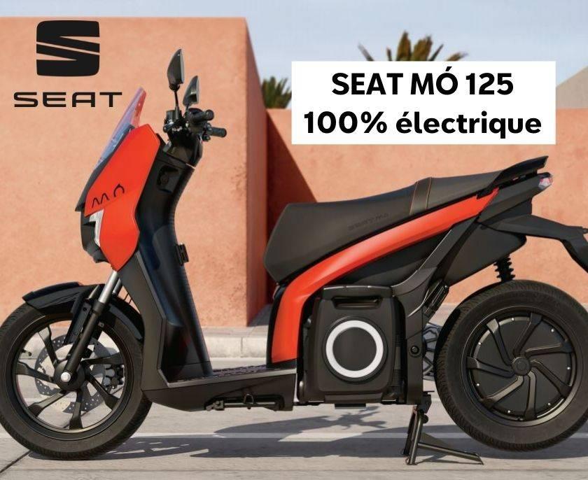 Seat Mo électrique