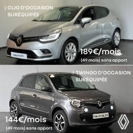 Offre Renault Leclerc