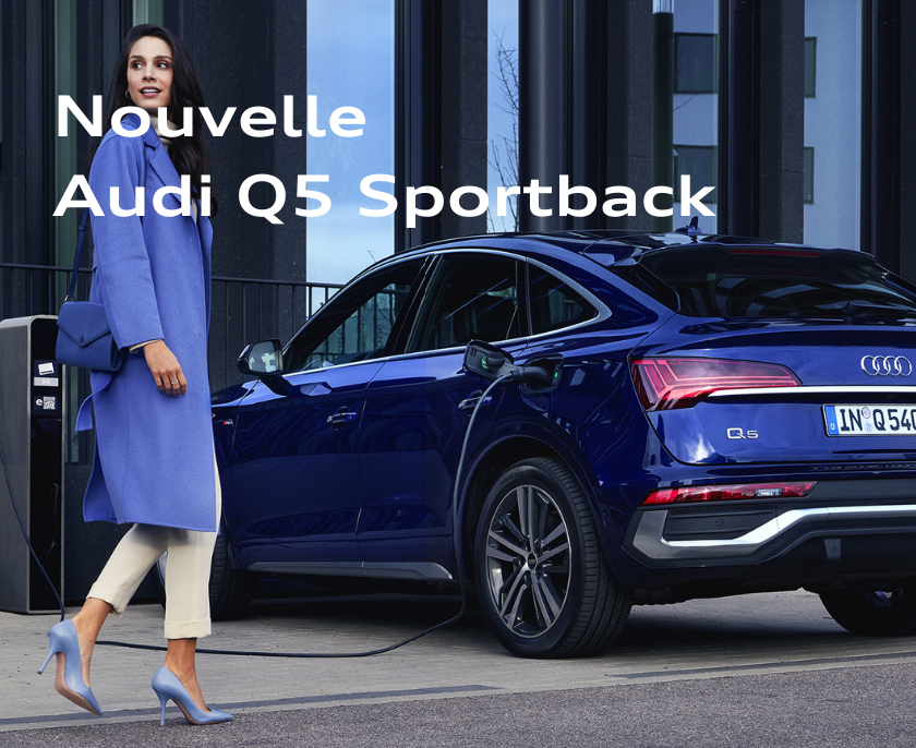 Q5 Sportback - Audi