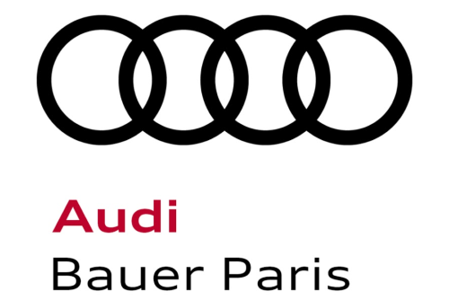 Logo concession Audi Bauer Paris