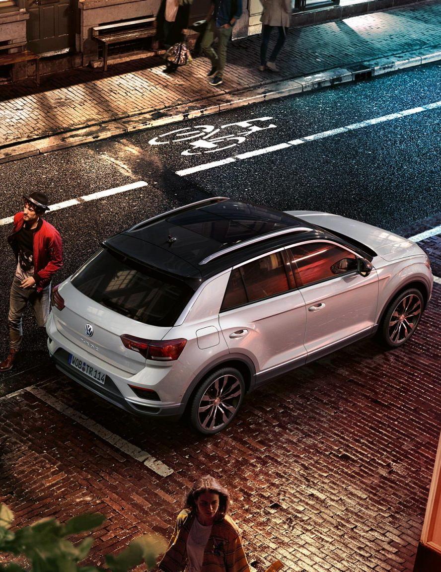 Nouveau Volkswagen T-Rov
