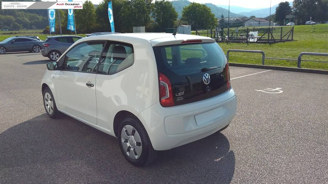 4 - Up 1.0 60 BlueMotion Technology