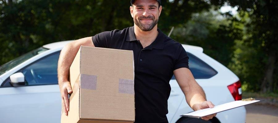 Service livraison pour professionnels