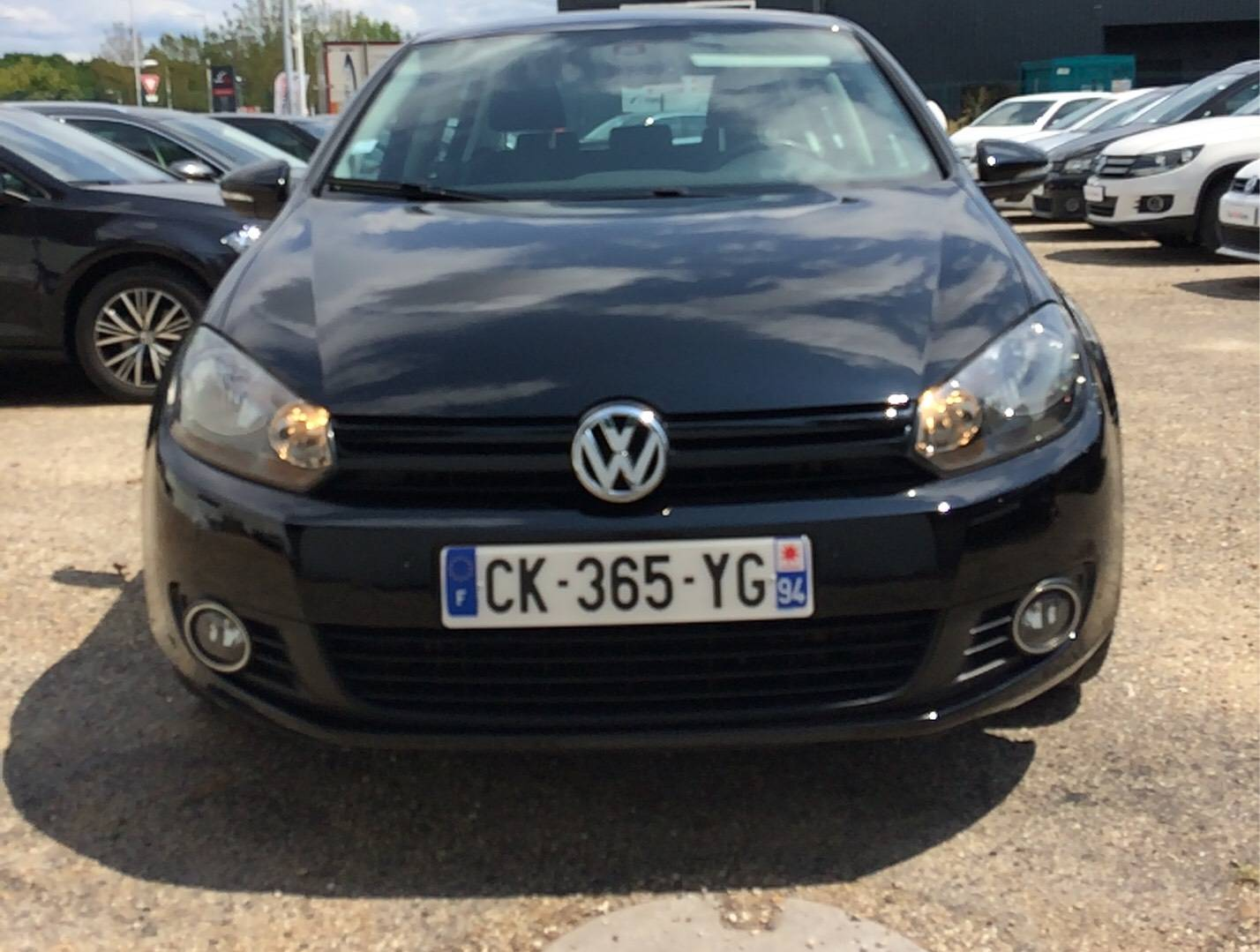 1 - Golf 1.6 TDI 105 FAP CR