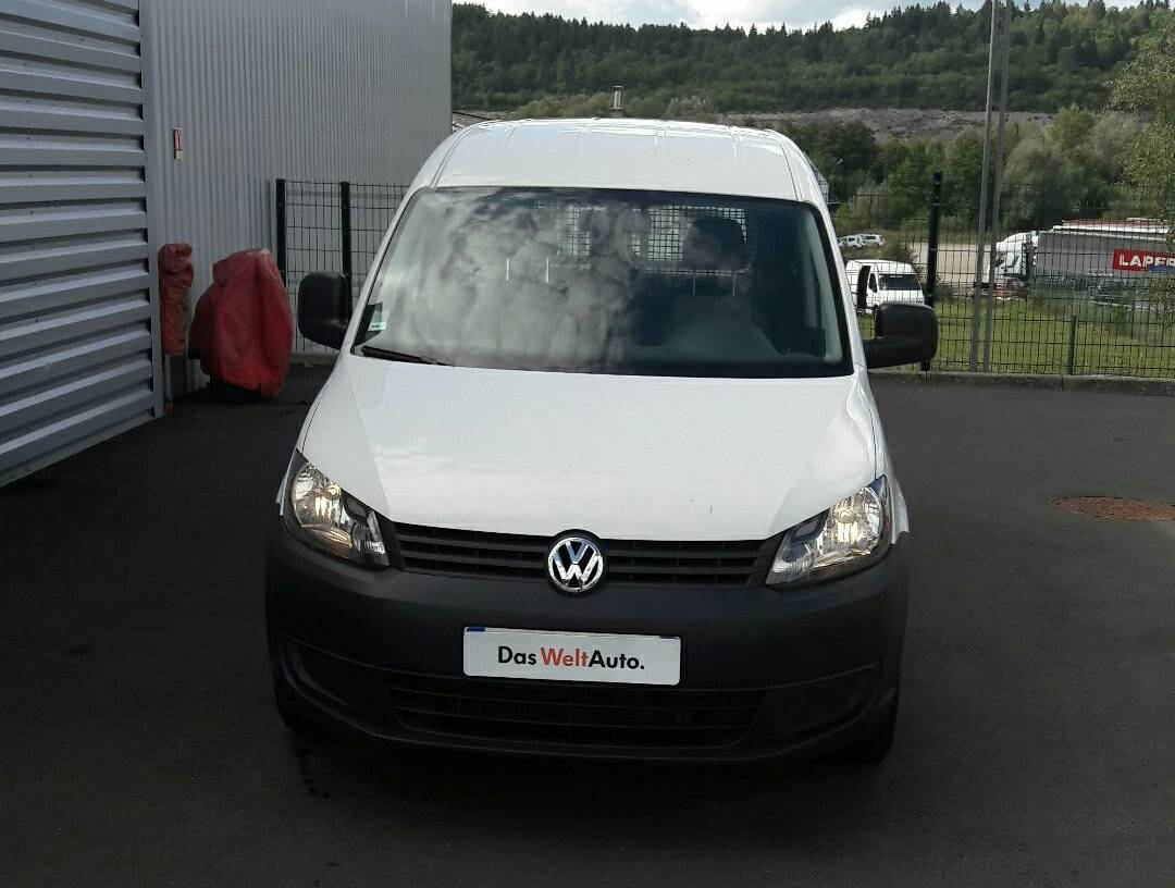 1 - CADDY MAXI VAN 1.6 CR TDI 102 FAP
