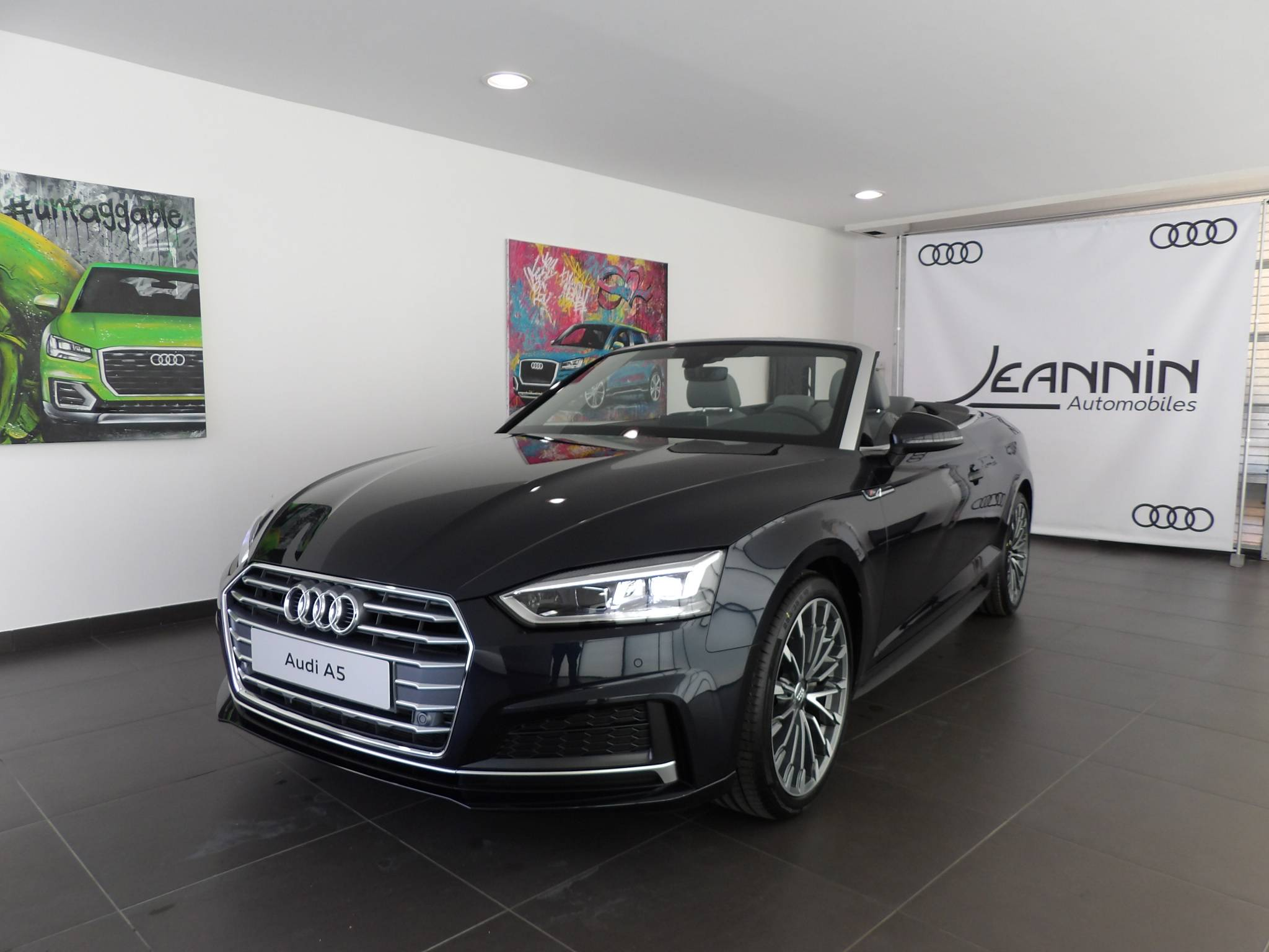 A5 Cabriolet 2.0 TDI 190 S tronic 7