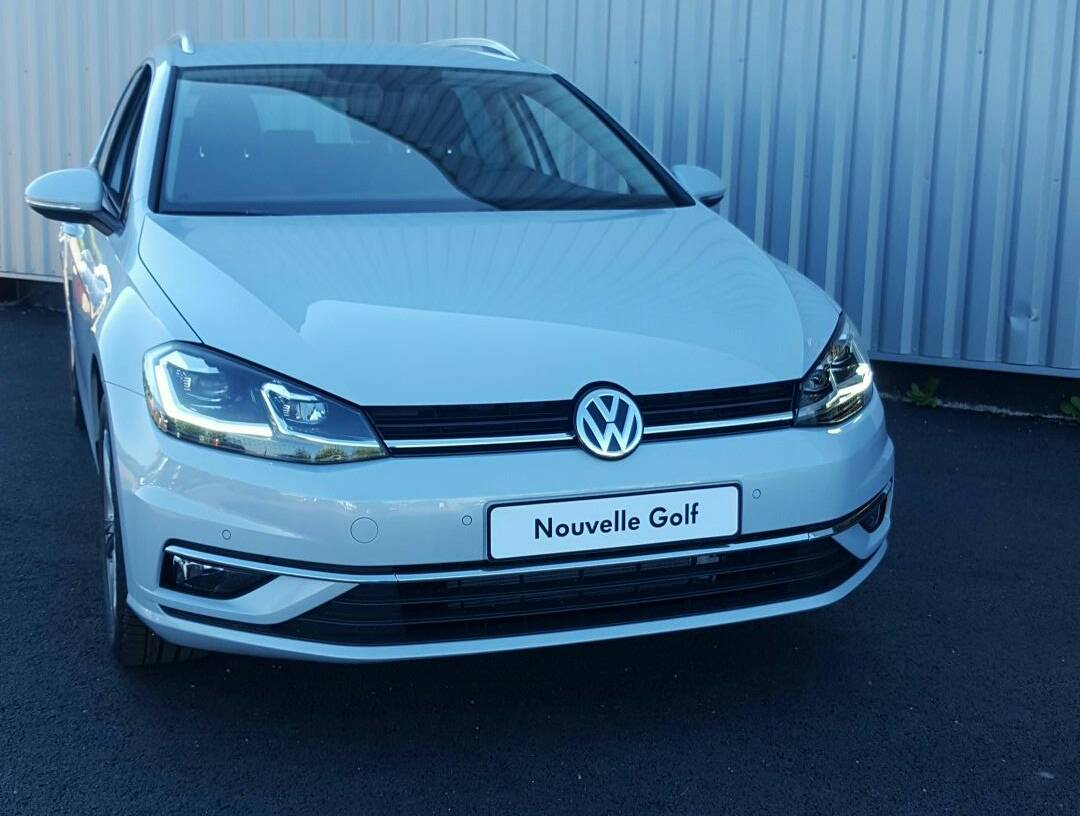 Golf SW 1.6 TDI 115 BlueMotion Technology DSG7