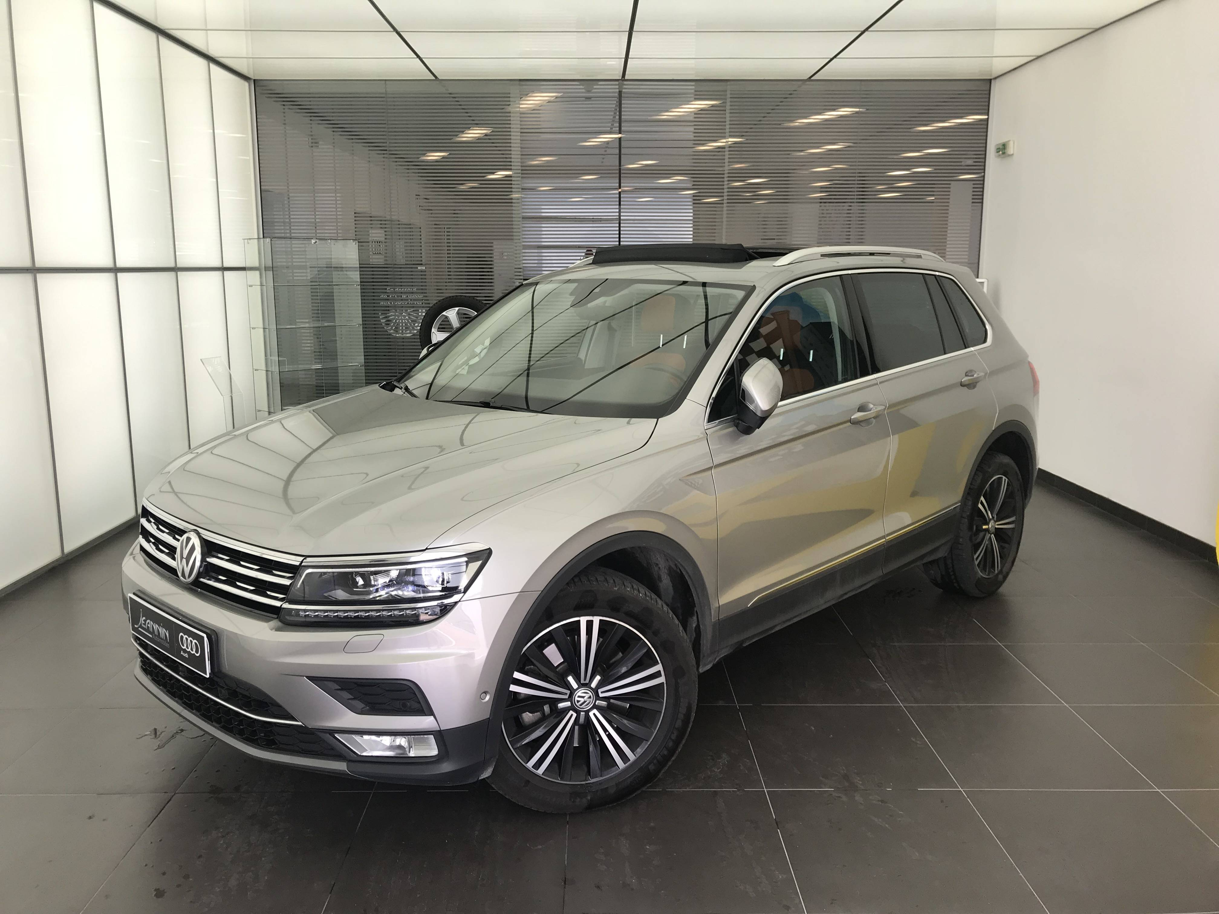 Tiguan 2.0 Bi-TDI 240 BlueMotion Technology DSG7 4Motion