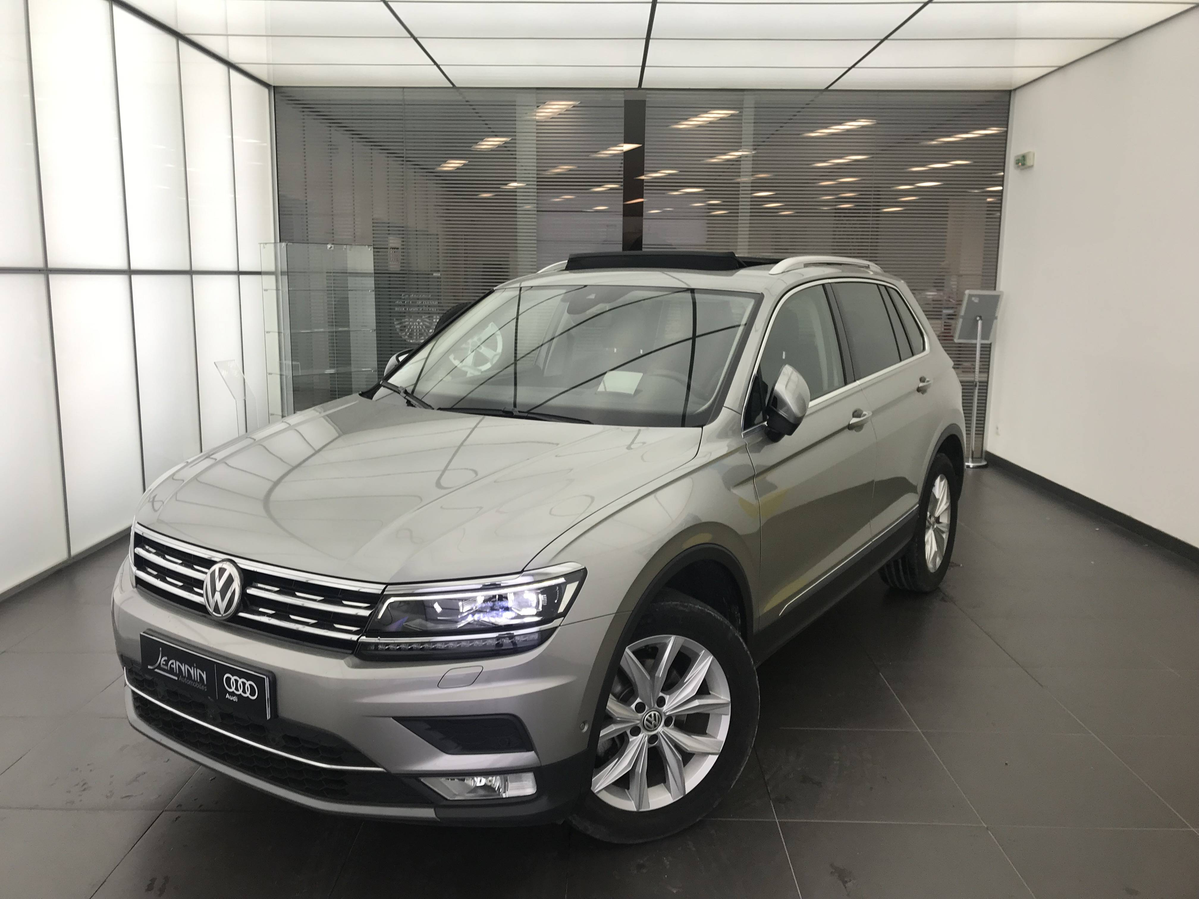 Tiguan 2.0 TDI 150 BlueMotion Technology DSG7 4Motion