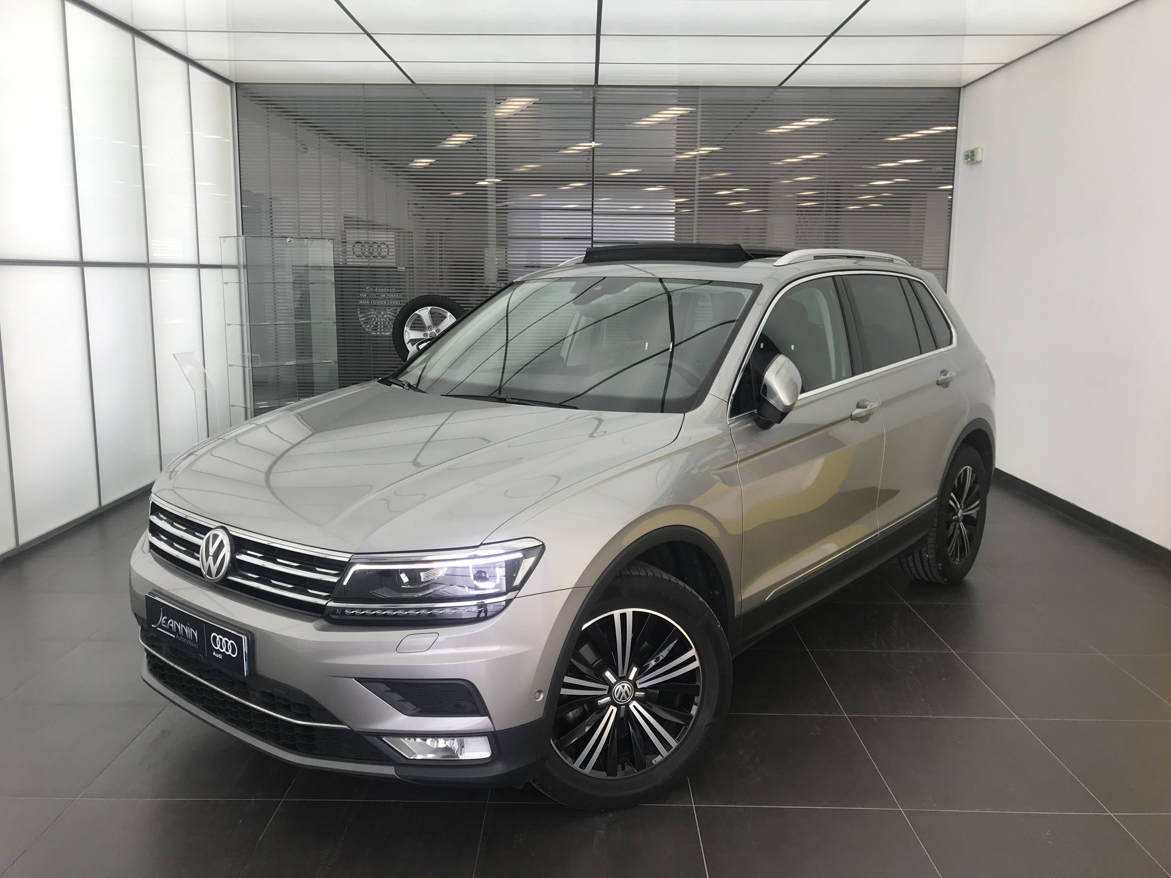 Tiguan 2.0 TDI 150 BlueMotion Technology DSG7