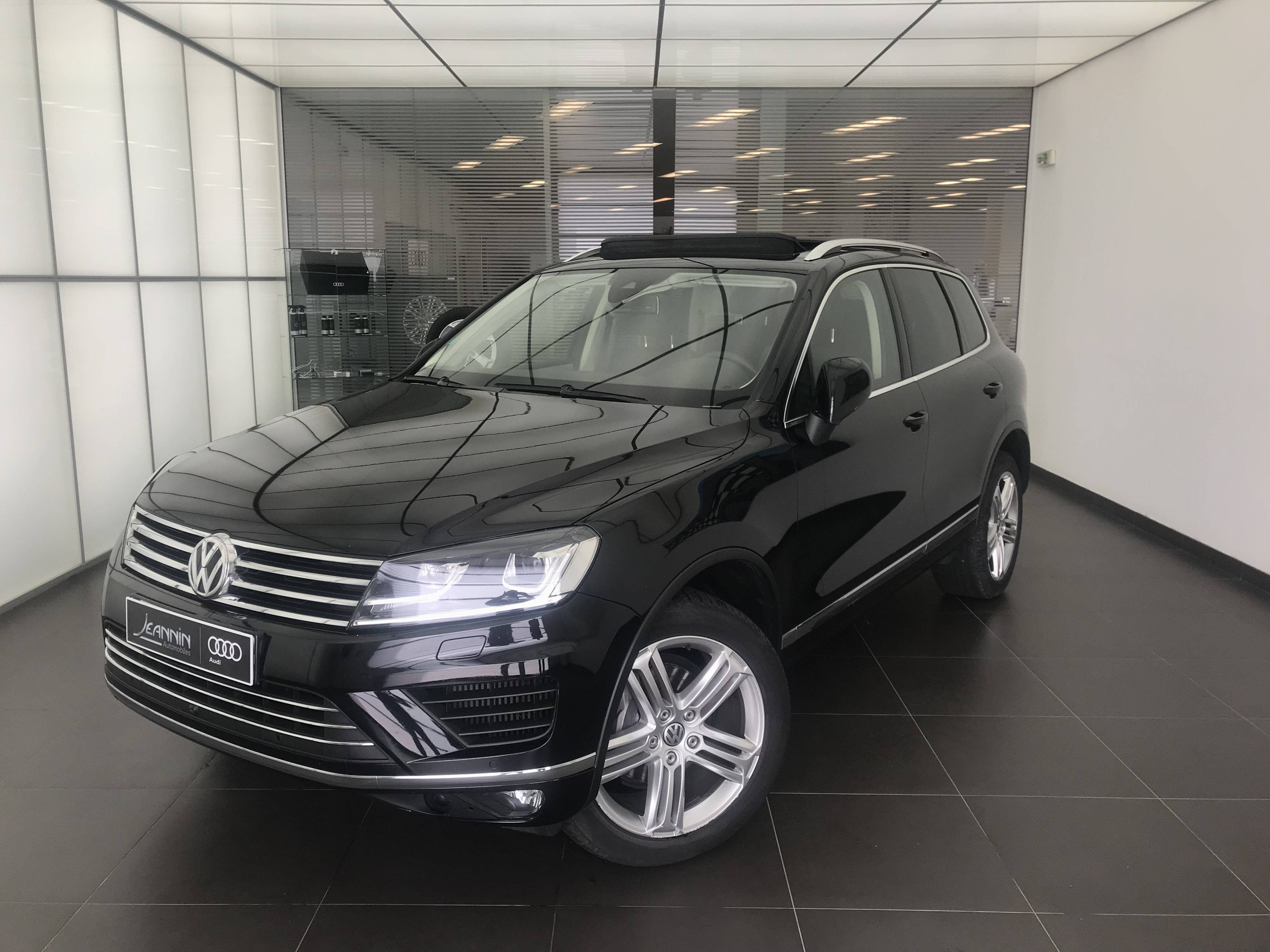 Touareg 3.0 V6 TDI 204 4Motion BlueMotion Technology